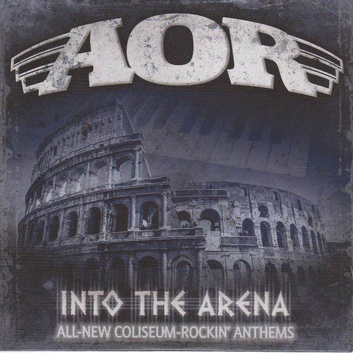 Aor Sampler Into The Arena