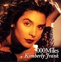 "Kimberly Frank ""1000 Miles"" Alternate Cover"