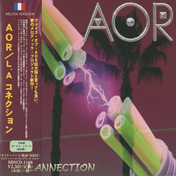 L.A Connection (Jap)
