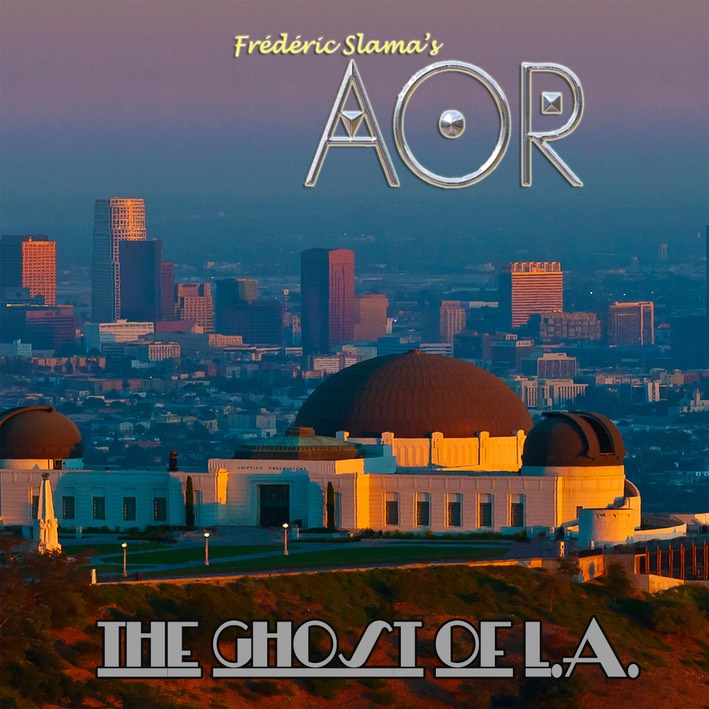The Ghost Of L.A. Cover